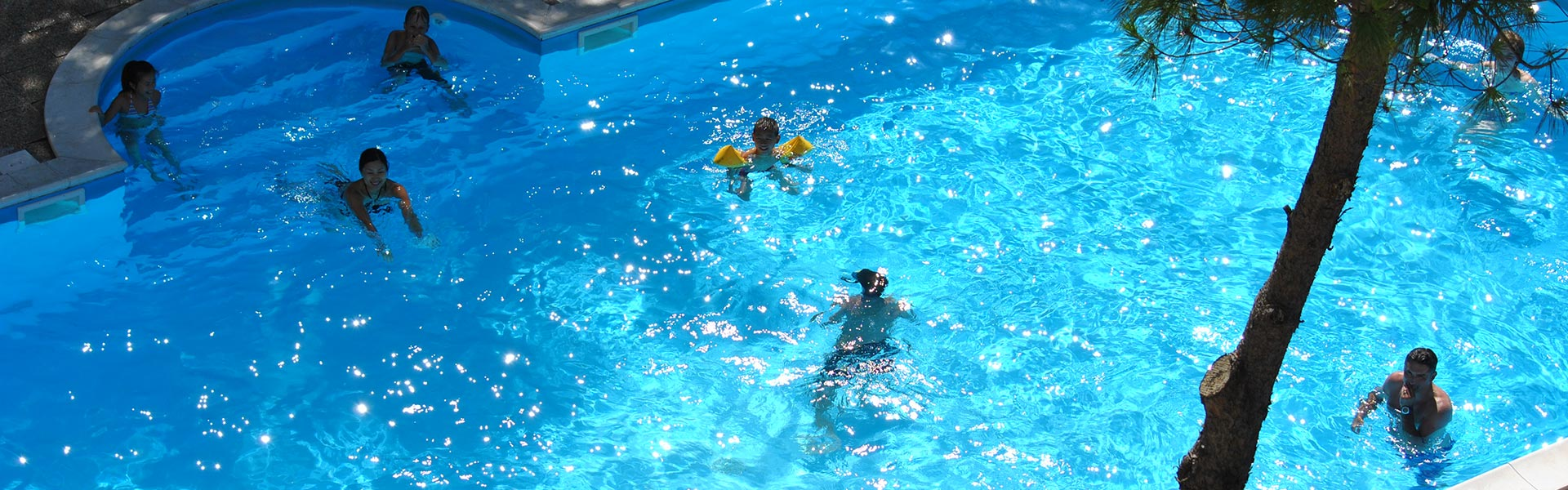 Ti aspettiamo nella nostra piscina