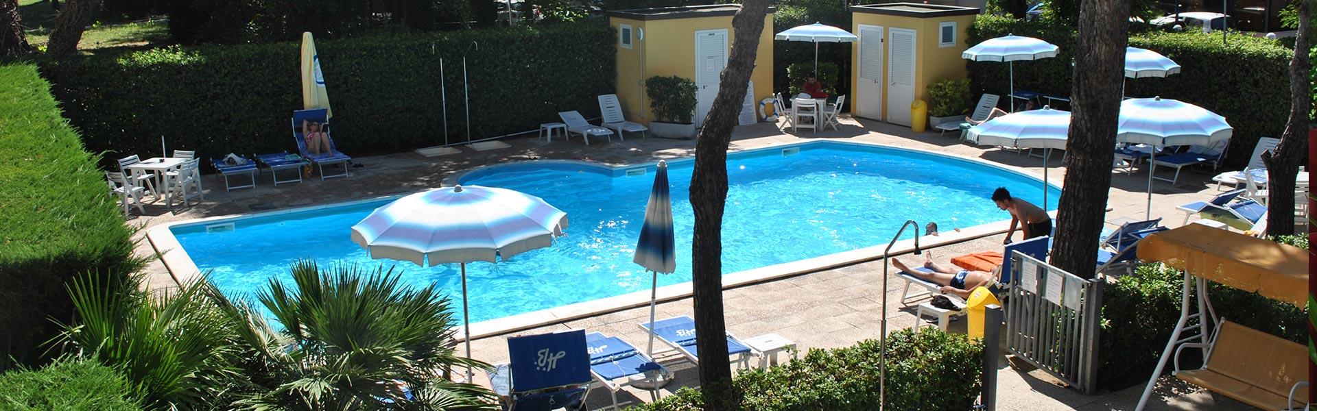 Hotel nel cuore di Rimini
